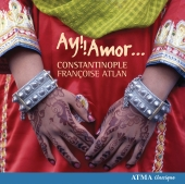 Album artwork for Constantinople: Ay! Amor...