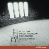 Album artwork for Glenn Gould / Sir Ernest MacMillan: String Quartet