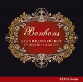 Album artwork for Les Violons du Roy: Bonbons