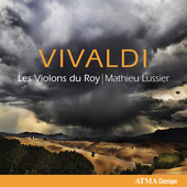 Album artwork for Vivaldi: String Concertos - Les Violons du Roy