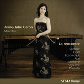 Album artwork for Anne-Julie Caron: La Rencontre
