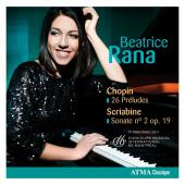 Album artwork for Chopin: Preludes, Scriabin: Sonata 2 / Rana