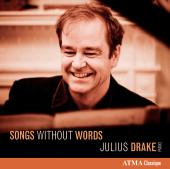 Album artwork for Julius Drake: Songs Without Words