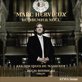 Album artwork for Marc Hervieux: Le Premier Noel