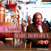 Album artwork for Marc Hervieux: A Napoli