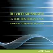 Album artwork for Messiaen: Fete des Belles Eaux