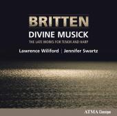 Album artwork for Britten: Divine Musick / Wilford