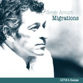 Album artwork for Serge Arcuri: Migrations