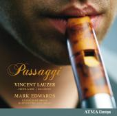 Album artwork for Vincent Lauzer: Passagi
