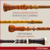 Album artwork for Janitsch: Sonate da Camera Vol .2