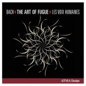 Album artwork for Bach: ART OF FUGUE - Les Voix Humaines