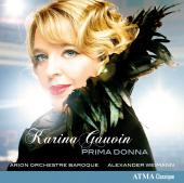 Album artwork for Karina Gauvin: Prima Donna
