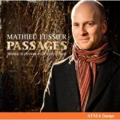 Album artwork for Lussier: Chamber Music for Winds & Piano