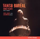 Album artwork for DENIS PLANTE - TANGO BOREAL