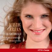 Album artwork for Haydn: Arias / Archibald