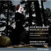 Album artwork for Mahler: Lieder - Julie Boulianne