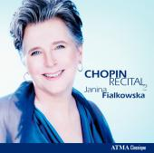 Album artwork for Chopin: Recital 2 / Janina Fialkowska