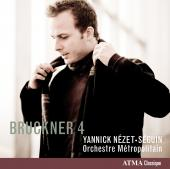 Album artwork for Bruckner: Symphony No. 4 / Nezet-Seguin