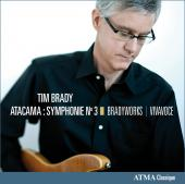 Album artwork for Brady: Atacama Symphony 3