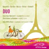 Album artwork for Boisvert, Laflamme: Flute and Clarinet Duos