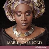Album artwork for Amazing Grace / Marie-Josee Lord