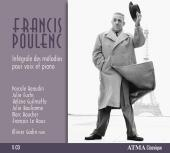 Album artwork for Poulenc: Complete Songs