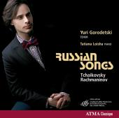 Album artwork for Tchaikovsky, Rachmaninov: Songs / Gorodetski