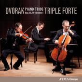 Album artwork for Dvorak: Piano Trios, Op. 65 & Op. 90