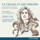 Album artwork for Gougeon: La Cigale et Les Violons / Les Violons du