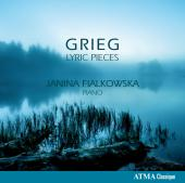 Album artwork for Grieg: Lyric Pieces / Fialkowska