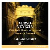 Album artwork for Verso Venezia / Pallade Musica
