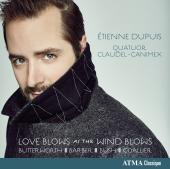 Album artwork for Love Blows as Wind Blows / Etienne Dupuis