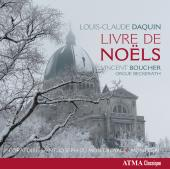 Album artwork for Daquin: Livre de Noels / Boucher