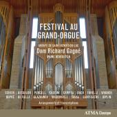 Album artwork for FESTIVAL AU GRAND-ORGUE
