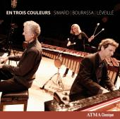 Album artwork for Simard / Bourassa / Leveille: En Trois Couleurs