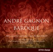 Album artwork for André Gagnon: Baroque