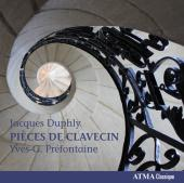Album artwork for Duphly: Pièces de clavecin