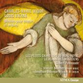 Album artwork for Widor & Vierne: Messes pour chœurs et orgues