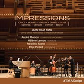 Album artwork for Impressions