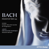 Album artwork for Bach: Magnificat in D Major, BWV 243 - Kuhnau: Wie