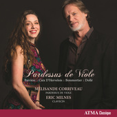 Album artwork for Pardessus de Viole