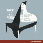 Album artwork for Orford Six Pianos, Vol. 2: Khachaturian, Prokofiev