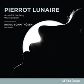 Album artwork for Schoenberg & Kowalski: Pierrot Lunaire