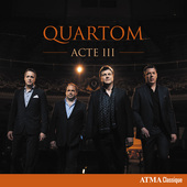 Album artwork for Acte III / Quartom