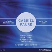 Album artwork for Fauré: Complete Songs for Voice & Piano