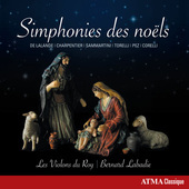 Album artwork for Symphonies des noëls