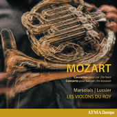 Album artwork for Mozart: Horn Concertos & Bassoon Concerto