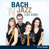 Album artwork for Bach 'N' Jazz