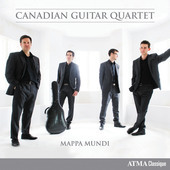 Album artwork for Mappa Mundi / Canadian Guitar Quartet