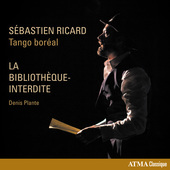 Album artwork for La bibliothèque-interdite